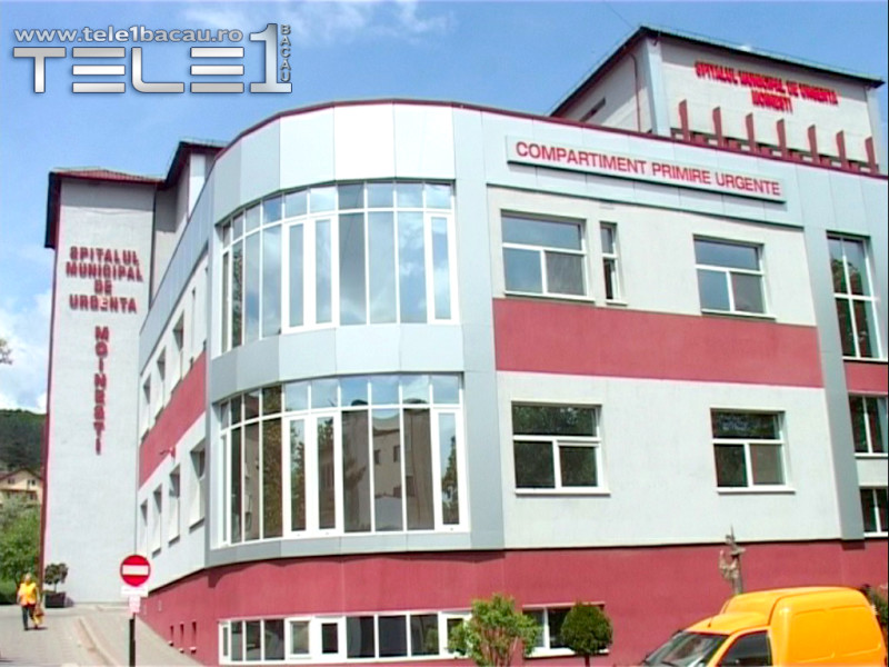 Zilele Medicale ale Spitalului Municipal de Urgenţă Moineşti