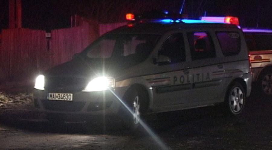 Motociclist accidentat în urma unei manevre de întorcerea a unui autoturism, în Brusturoasa