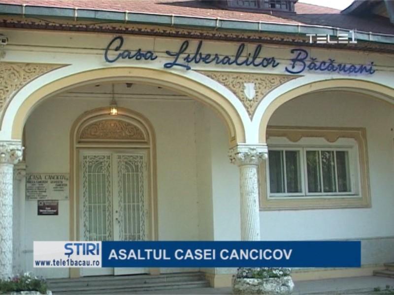 Consilierul județean Petrică Mihăilă îi bagă pe pesediști și liberali în ședință extraordinară pentru Casa Cancicov