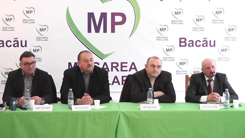 Trei pentru PMP Bacău