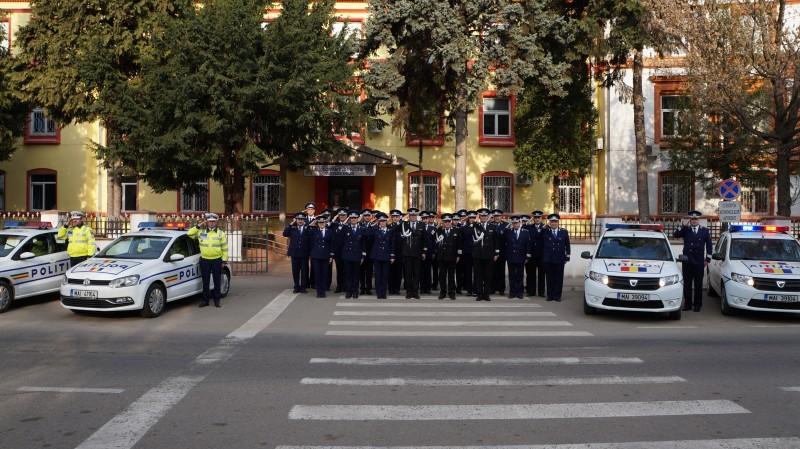 LA MULȚI ANI, POLIȚIA ROMÂNĂ!