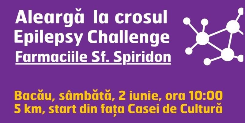 EPILEPSY CHALLENGE – 2 IUNIE, BACĂU