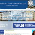 """Se pregătește a doua sesiune de admitere la Universitatea """"Vasile Alecsandri""""!"""