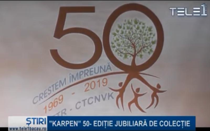 """""""Karpen 50""""-Ediție jubiliară de colecție"""
