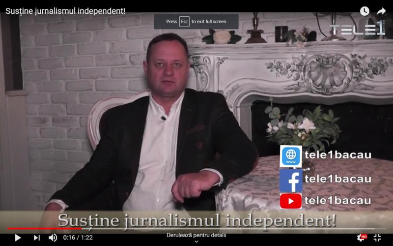 Susține jurnalismul independent!