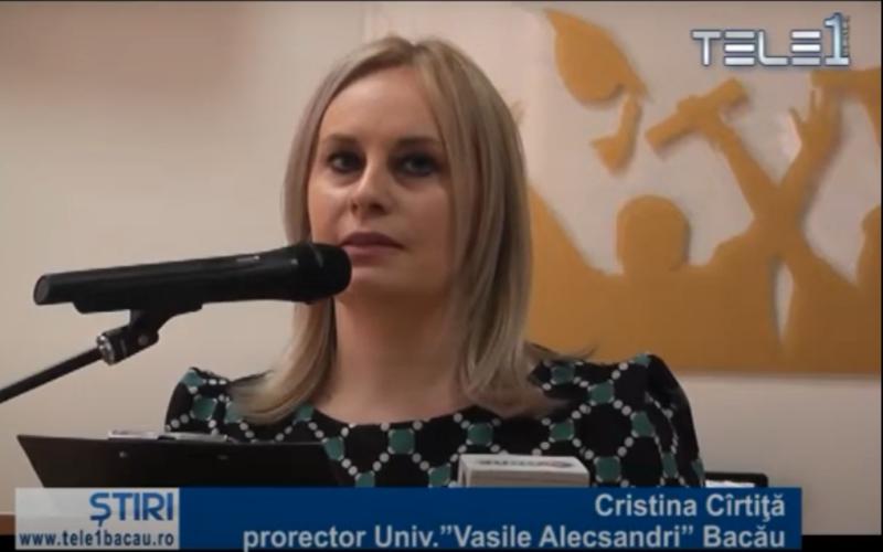 """Universitatea """"Vasile Alecsandri"""" din Bacău va finaliza pe platforma online studiile de la toate formele de învățământ"""