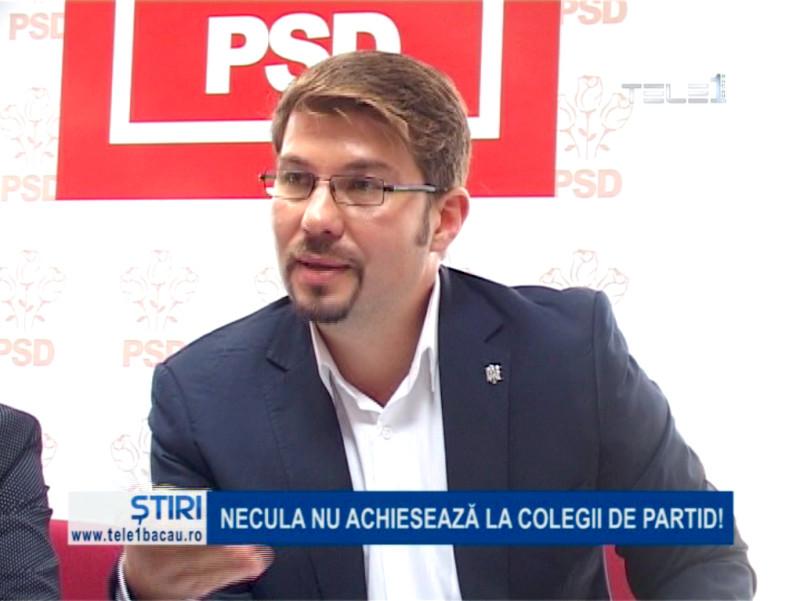 """Deputatul Cosmin Necula își explică votul în cazul pensiilor speciale: """" Eu nu achiesez la decizia colegilor"""""""