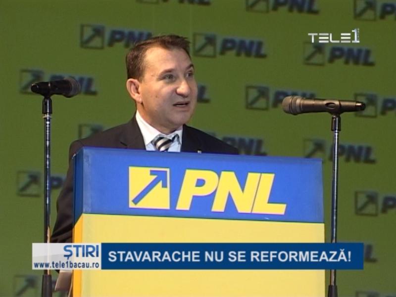 Stavarache nu se reformează!