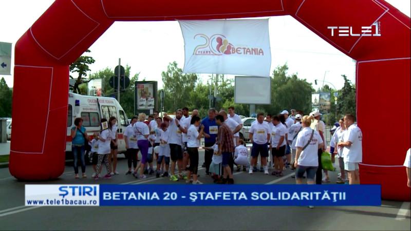 Betania 20 – Ştafeta Solidarităţii
