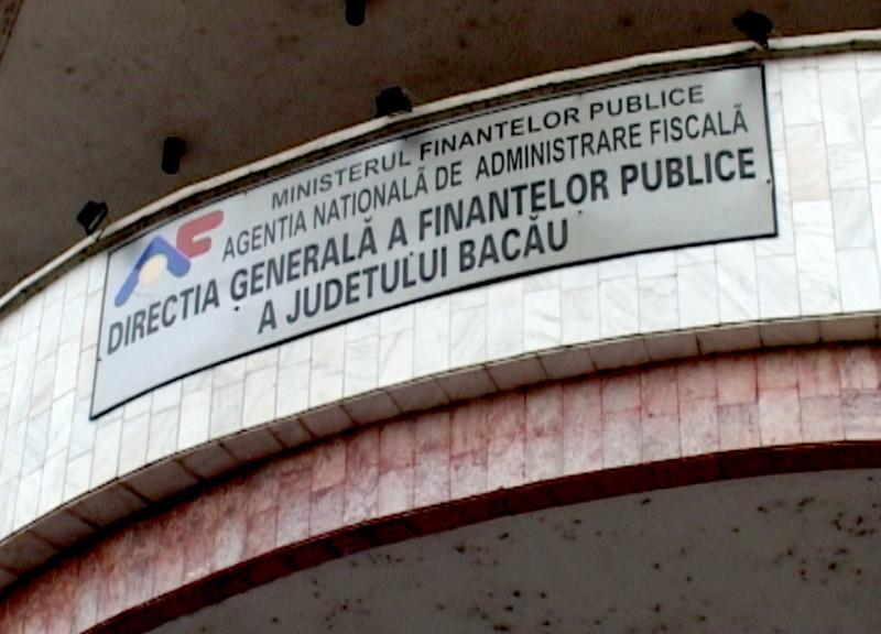 """În cadrul primei tranşe a """"Programului de asigurare a conformării fiscale a persoanelor fizice cu risc fiscal"""" (PFRF), în Bacău vor fi verificate 7 persoane fizice cu venituri mari care prezintă risc fiscal ridicat"""