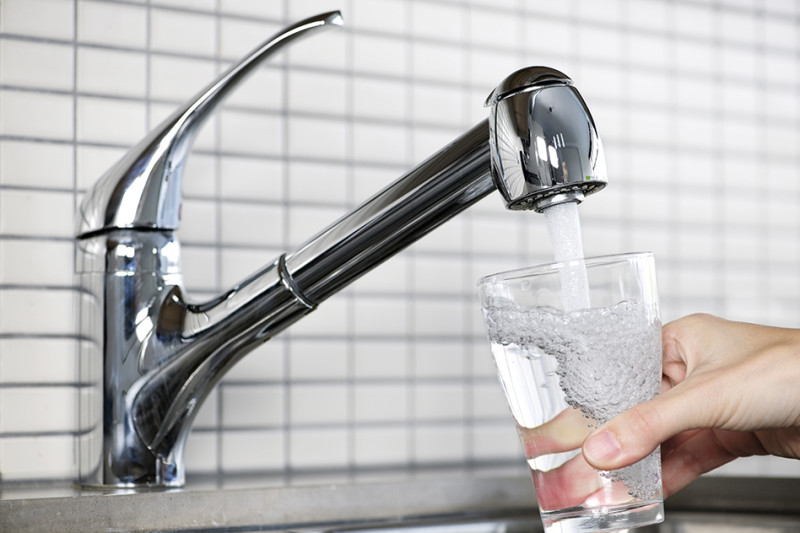 Restricții în furnizarea apei potabile în Bacău