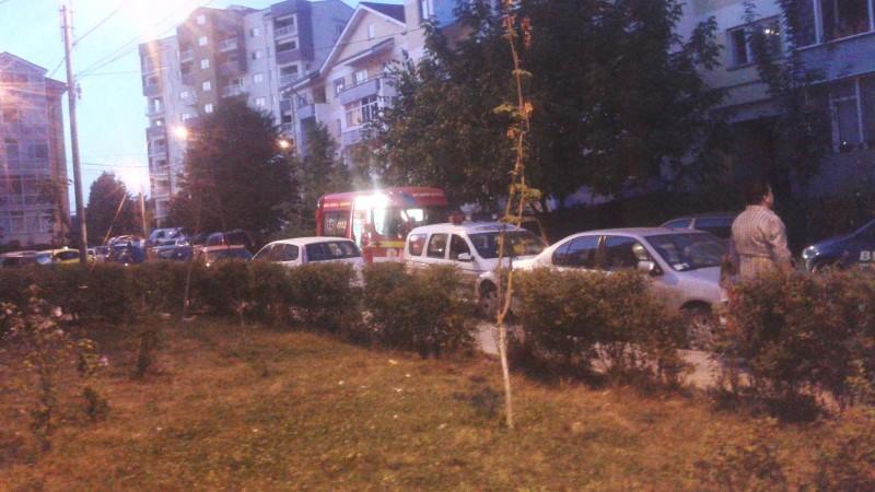 Minor nesupravegheat, accidentat pe strada Bucegi