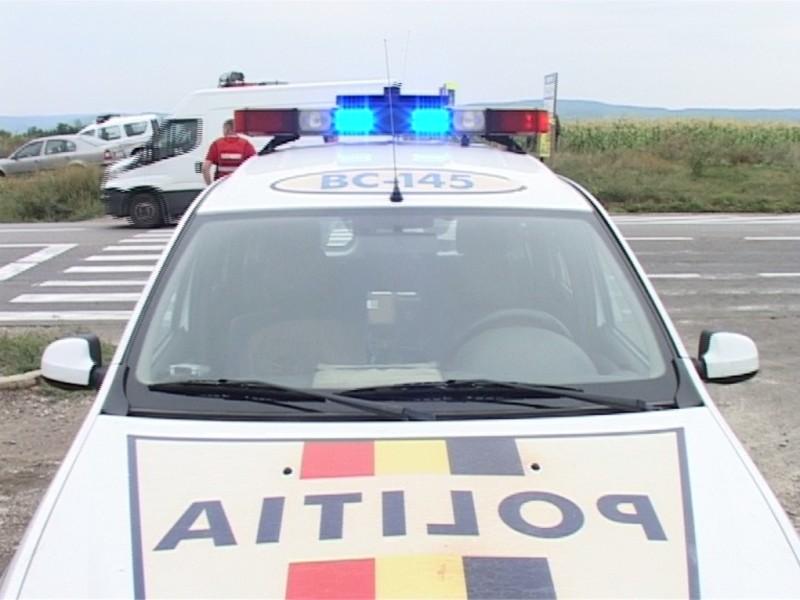 """Acţiunea """"Blocada"""" în Bacău . Poliţiştii au aplicat aproape 1 000 de sancţiuni contravenţionale şi au constatat 40 de infracţiuni"""