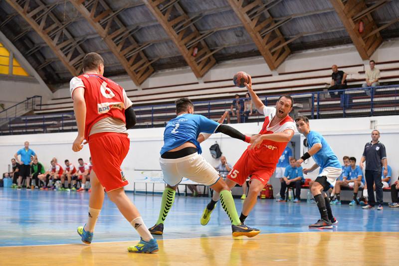 Debut victorios de campionat pentru handbaliștii băcăuani  / CSM II București – CS Știința Municipal Bacău 25-36 (12-17)