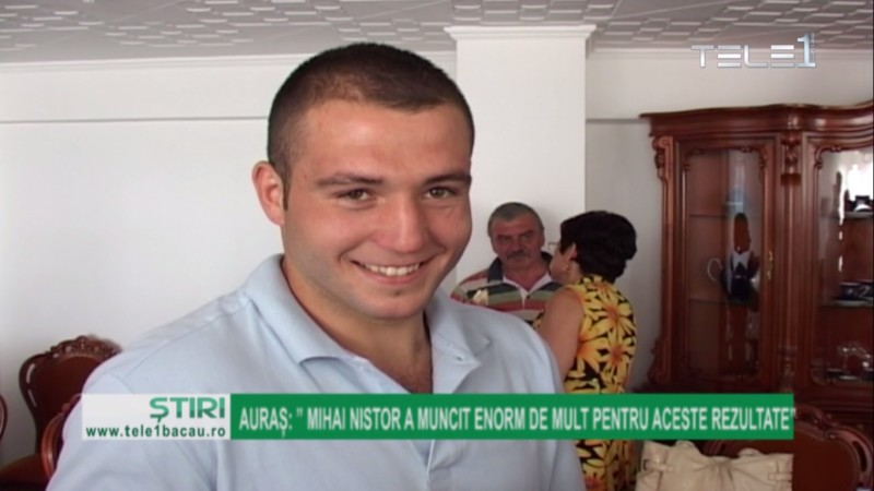"""Box / Relu Auraș: """"Mihai Nistor a muncit enorm de mult pentru aceste rezultate"""""""