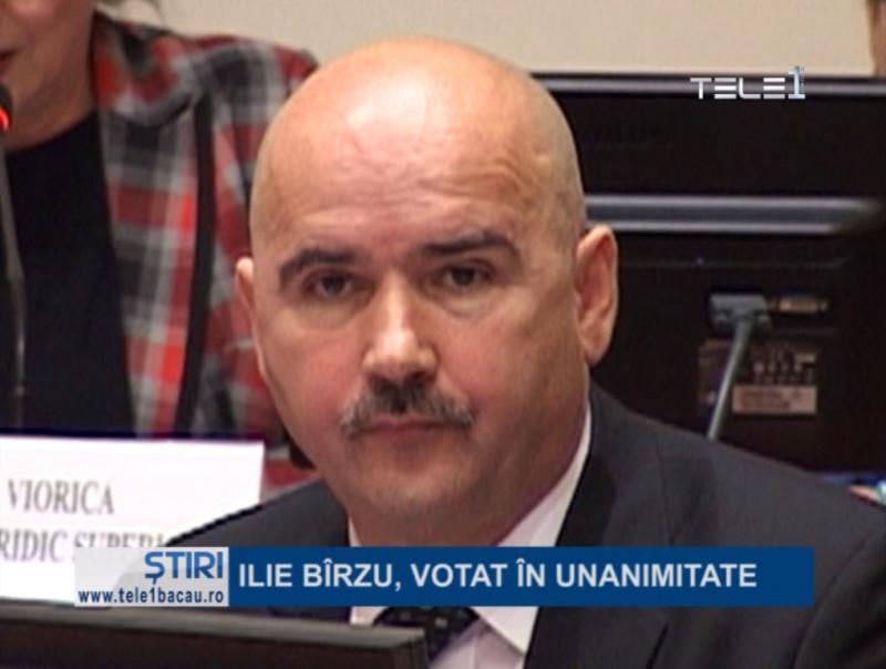 Ilie Bîrzu, votat în unanimitate viceprimar!