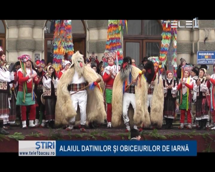 """""""ALAIUL DATINILOR ȘI OBICEIURILOR DE IARNĂ"""" 2016"""