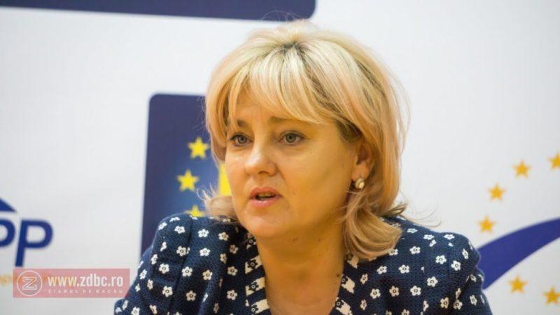 """DEPUTATA TUDORIȚA LUNGU: """"NEGLIJENȚA ȘI DIMINUAREA INVESTIȚIILOR DUC LA CATASTROFE"""""""