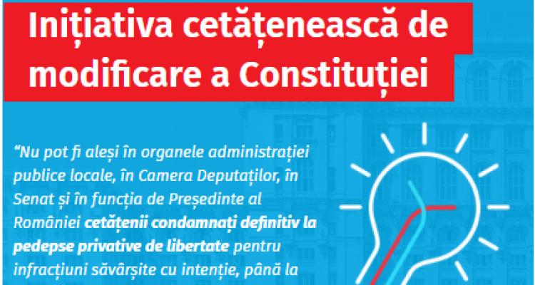 """""""FĂRĂ PENALI ÎN FUNCȚII PUBLICE"""", CU MOTOARELE LA MAXIMUM!"""