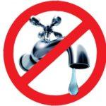 Bacăul rămâne, din nou, fără apă pentru o perioadă incertă! În anumite condiții s-ar putea sista cursurile școlare!